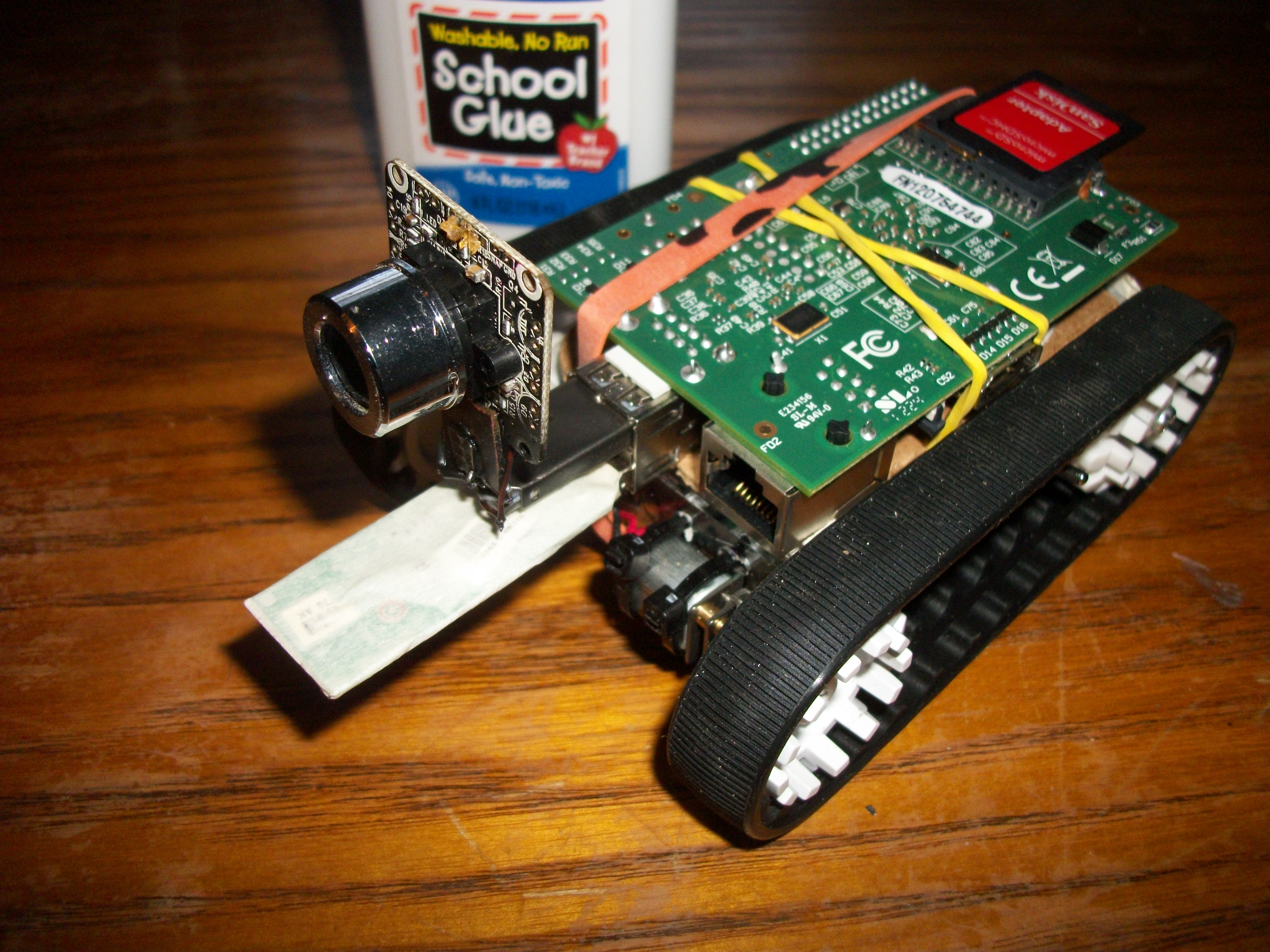 Raspberry pi 2 can controller